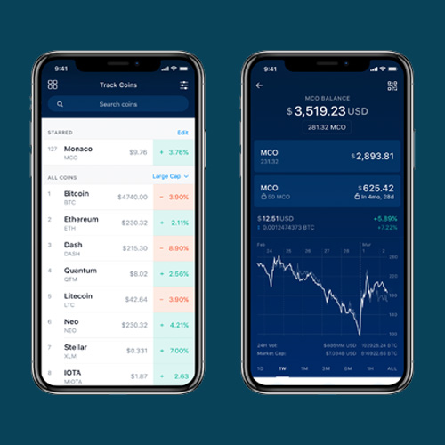 cryptocurrency-APP
